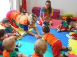 "Projecto musical - Centro Infantil ""Trrazos y rayajos"" segun la Music Learning Theory"